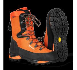 Ochronne skórzane buty z ochroną przed przecięciem, Technical 24