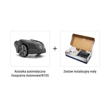 Zestaw 1 - Kosiarka automatyczna Husqvarna Automower®105
