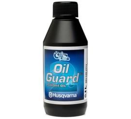 Olej do silników dwusuwowych firmy Husqvarna, Oil guard Construction 0,1 L