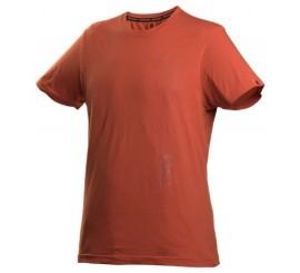 Męska, pomarańczowa koszulka Xplorer