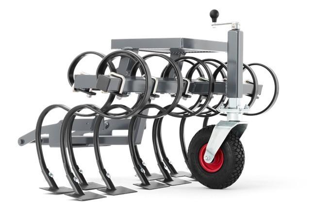 Osprzęt do riderów montowany z tyłu